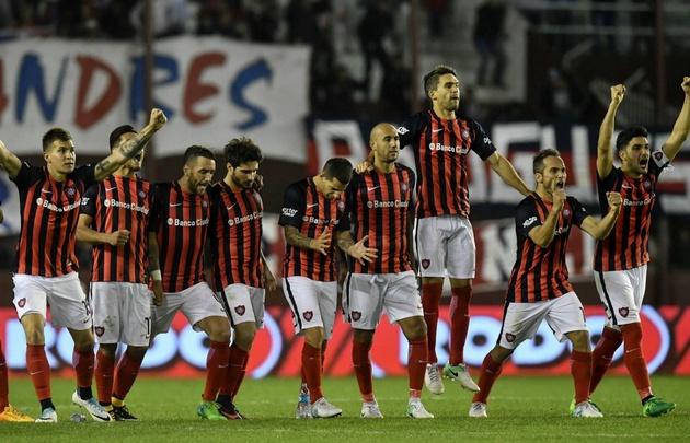 San Lorenzo avanzó en la Copa Argentina tras superar a Cipolletti por penales.