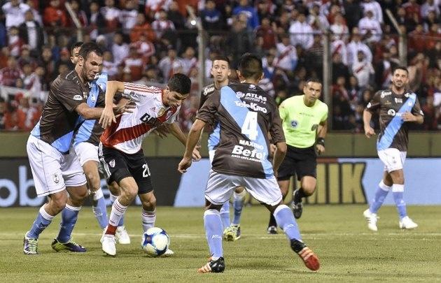 River goleó a Atlas en Salta.