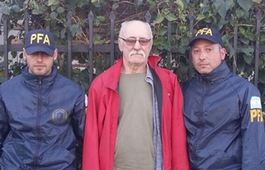 Roberto José Mossano tenía pedido de captura internacional.