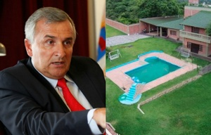 """""""No comparto la resolución de CIDH y del juez"""", dijo Morales."""