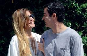 Isabel Macedo y Juan Manuel Urtubey están en la dulce espera.