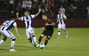 Newell's se quedó con el amistoso ante Talleres (Foto: La Capital)