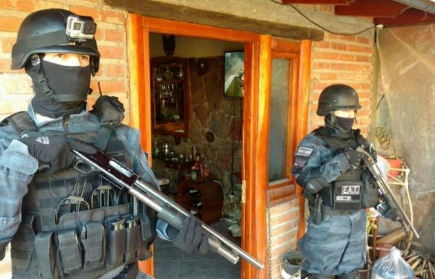 La FPA detuvo a la esposa e hija de un importante narcomenudista de Mina Clavero.