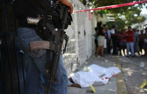 México vive un violento fin de semana con 18 homicidios en el estado de Guanajuato.