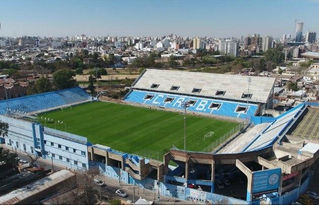 Se agotaron los últimos lugares para ver al ''Pirata'' en Alberdi (Foto: Belgrano)