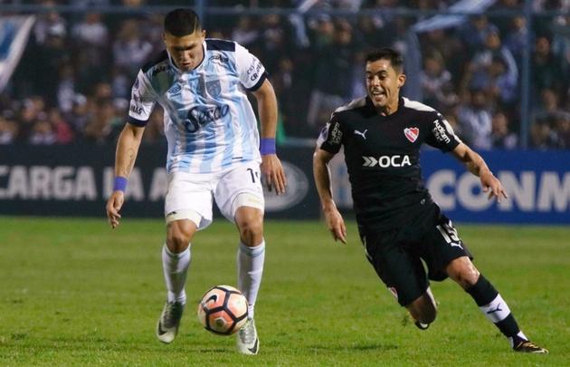 Independiente cayó ante Atlético Tucumán en el último partido de la temporada pasada.