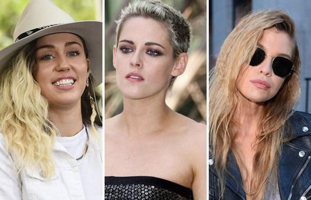 Miley Cyrus, Kristen Stewart, y Stella Maxwell, nuevas víctimas de hackeo.
