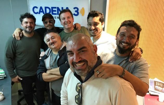 Los Tekis en Viva la Radio.
