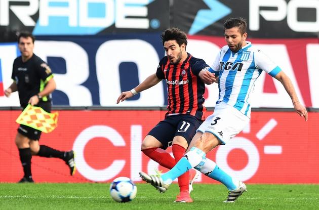 San Lorenzo y Racing repartieron puntos en el debut.