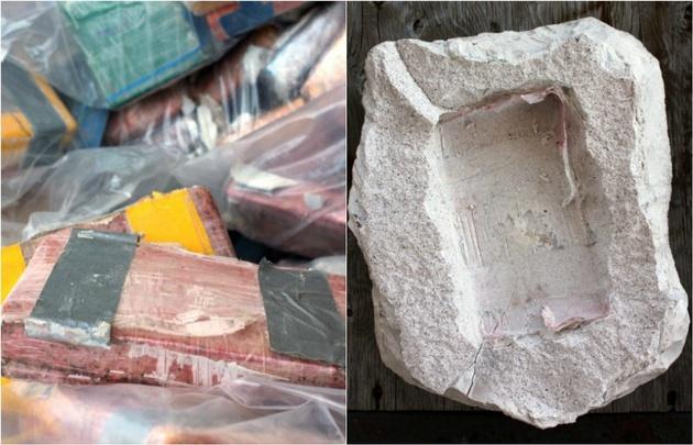 Policía de Canadá incauta más de mil kilogramos de cocaína pura