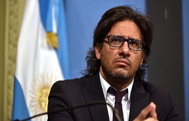 El ministro de Justicia y Derechos Humanos cuestionó al jurista (Foto: Archivo)