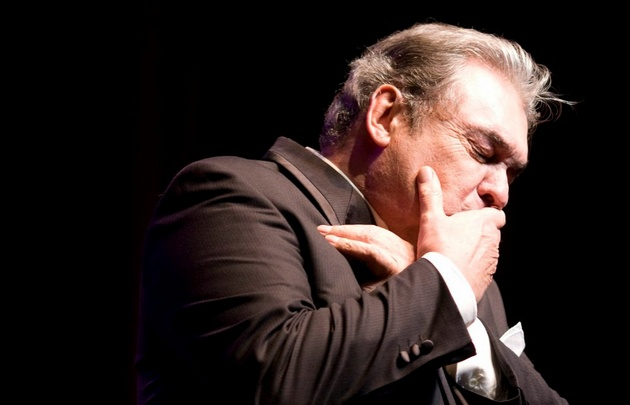 Alberto Cortez recordó sus grandes momentos en Viva la Radio.