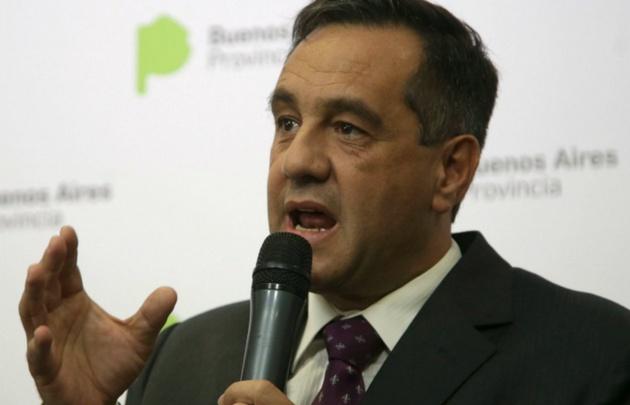 El ministro de Educacion Alejandro Finocchiaro.