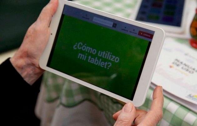 Se sortearán unas 105.000 tablets a nivel nacional (Foto ilustrativa)
