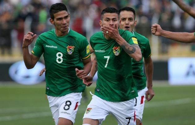 Bolivia venció por la mínima a Chile en La Paz.