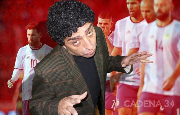 El Licenciado Elefantini y su análisis sobre la Selección Argentina.