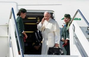 El Papa inicia su gira por América Latina (Foto: Archivo)