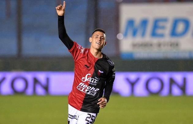 Con gol de Chancalay, Colón se llevó la victoria.