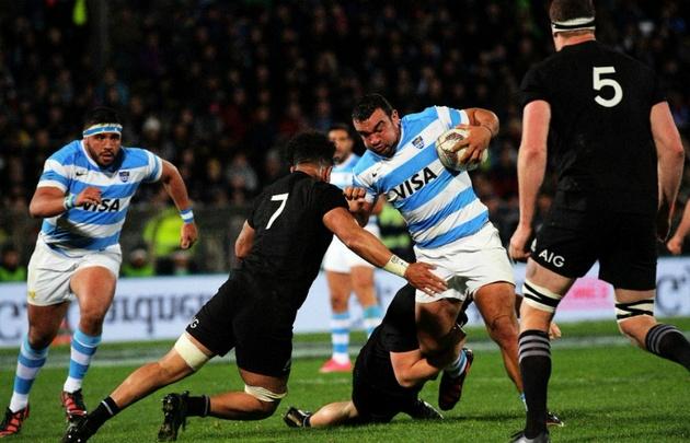 La selección de rugby cayó ante los poderosos neozelandeses (Foto:@lospumas)