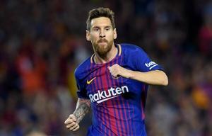 Messi estuvo intratable en el clásico catalán.