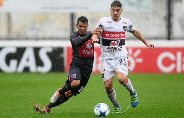 Chacarita y Tigre empataron 1 a 1.