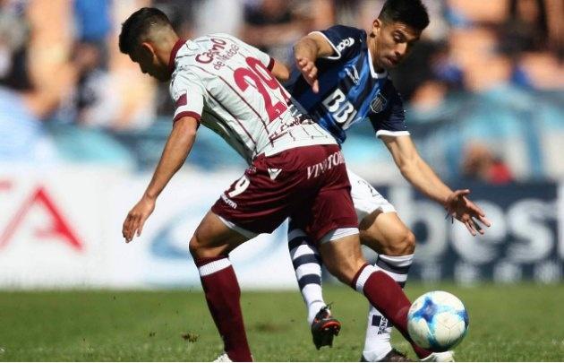 Talleres no pudo con Godoy Cruz en Mendoza.