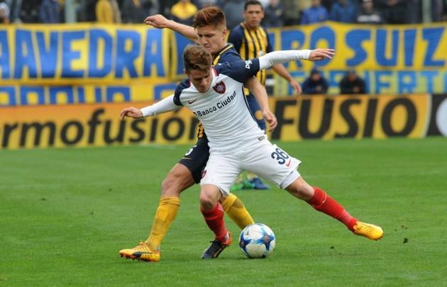 Rosario Central y San Lorenzo empataron sin goles.