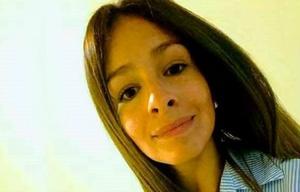 Julieta Silva está acusada de matar a su novio, atropellándolo con el auto.