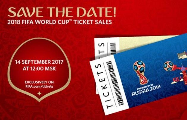 Este jueves 14 comienza la venta de entradas para el Mundial (Foto: Fifa)