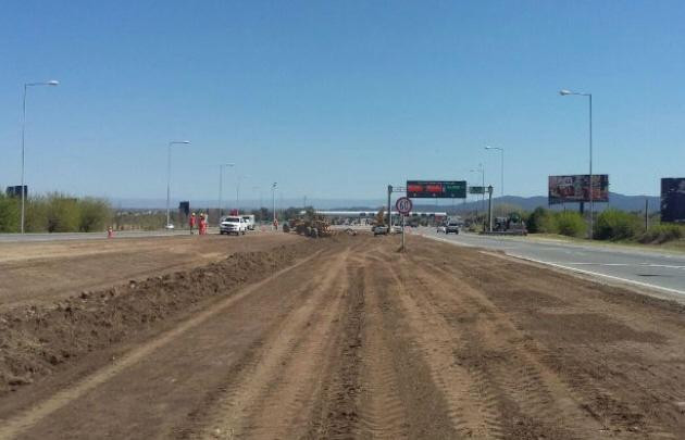 La autopista Córdoba-Carlos Paz será la primera inteligente del país.