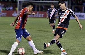 River viene de caer en la altura de Bolivia 3-0.