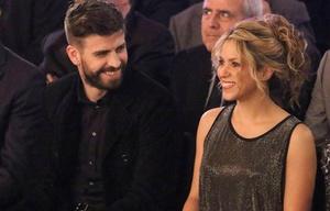 Piqué y Shakira continúan demostrando que el amor sigue vigente