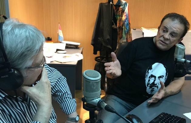 Tarragó Ros en Viva la Radio