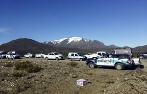 Se utilizaron 33 vehículos y se contó con la asistencia de 2 helicópteros.