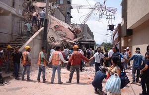 Hay un argentino entre las 286 víctimas fatales del terremoto.