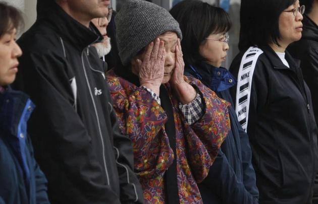 Un temblor causó momentos de zozobra en Japón.
