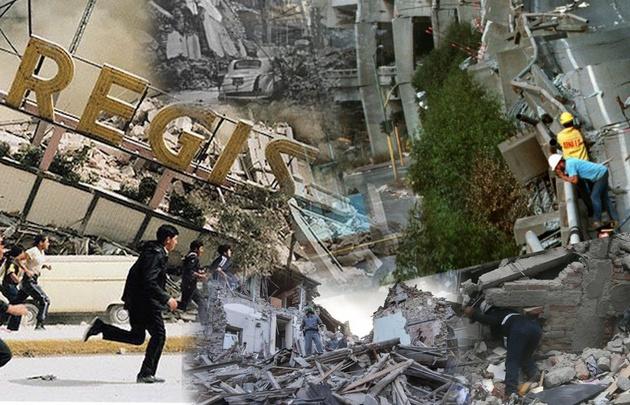 Los terremotos más impresionantes del mundo.