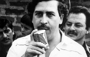 Pablo Emilio Escobar Gaviria, el narcotraficante más peligroso de la historia.