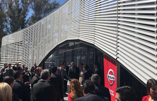 Mil empleos directos y dos mil indirectos — Nissan en Córdoba