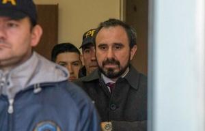 El juez Guido Otranto fue apartado de la investigación.
