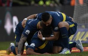 ''El Xeneize'' sigue imparable en la Superliga.