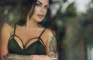 Sofía Clérici, ex conejita Playboy habló de un momento que pasó con Romeo Santos.