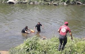 El cuerpo fue encontrado en el Río Suquía.