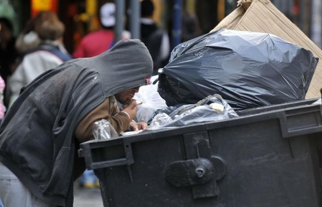 El Indec informó que la pobreza bajó 28,6% (Foto de archivo)