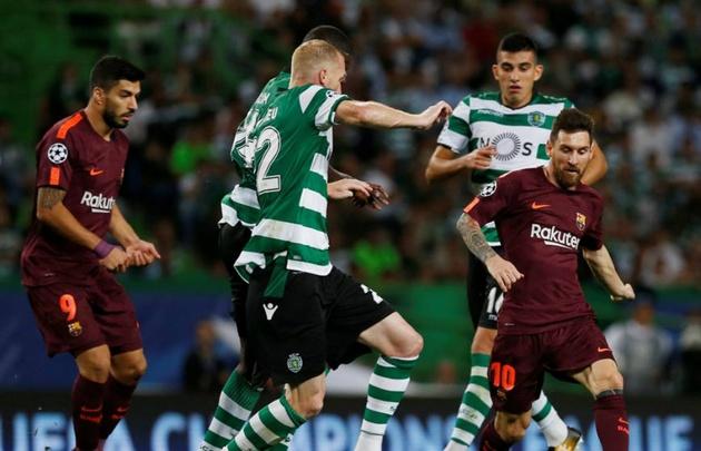 El equipo catalán es el líder de su zona.