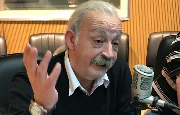 René Guerrieri, una institución del periodismo cordobés.