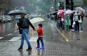 Rige una alerta por tormentas para varias provincias (Foto ilustrativa)