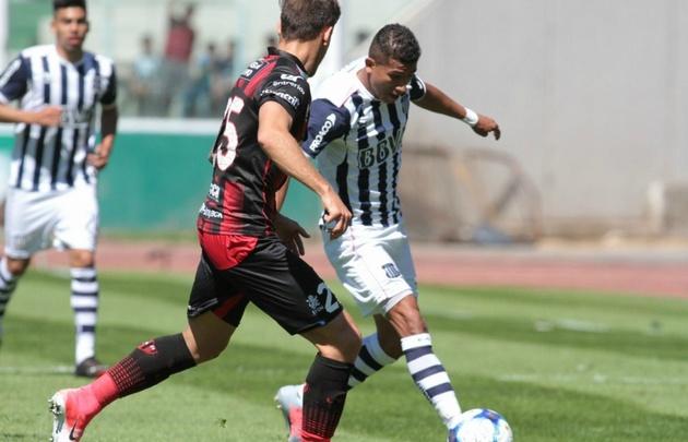Talleres ganó 1 a 0 a Patronato en el Kempes.