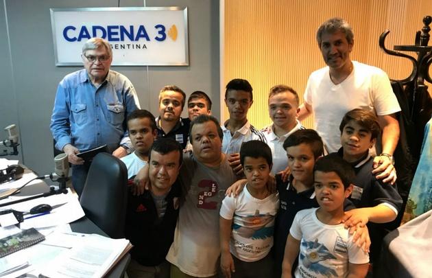 Los futbolistas de talla baja estarán en La Bombonera el jueves.