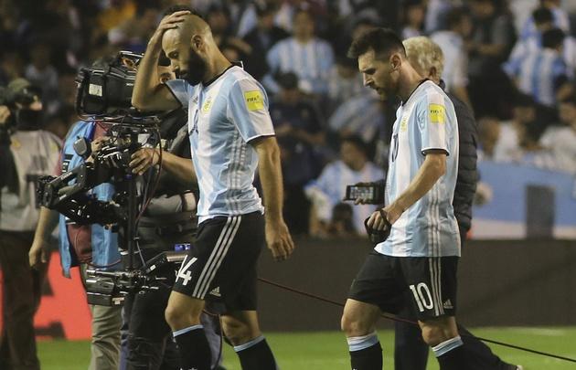 La Selección quedó obligada a ganar para tener chances de ir al Mundial.